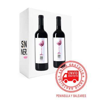 Sinner Wine - Vino LGTB - Vino Gay