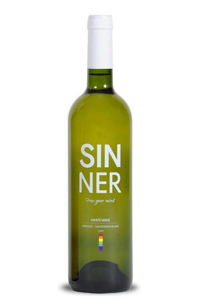sinner wine blanco vino lgtb vino inspirado en el colectivo lgtb gay lesbianas orgullo